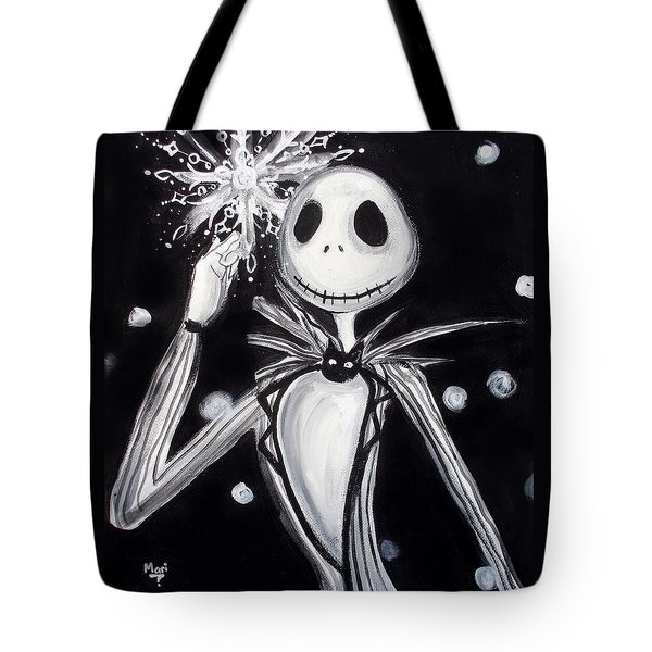 Jack's Dream Tote Bag