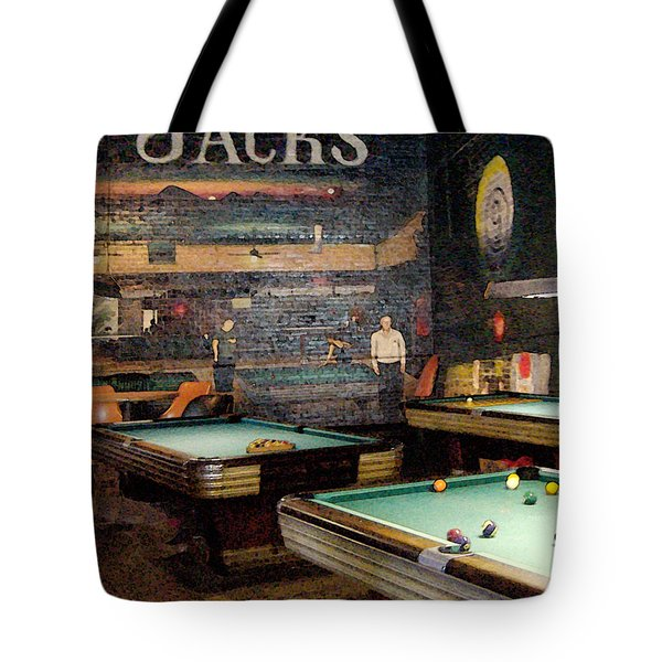 Jack's Wall Tote Bag