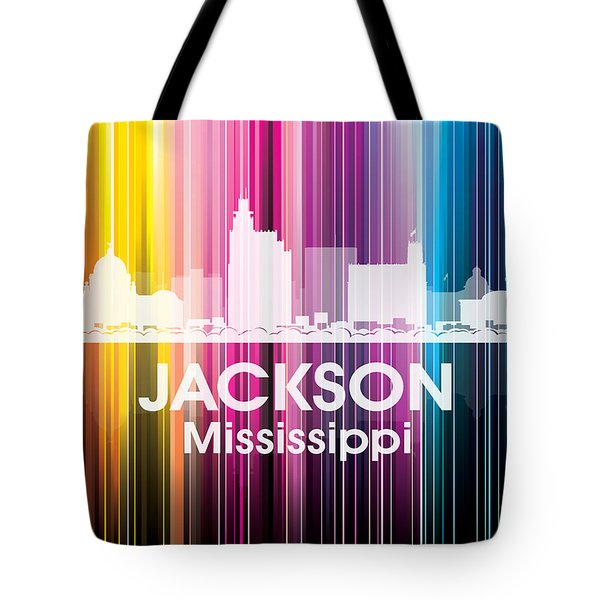 Jackson Ms 2 Tote Bag by Angelina Vick