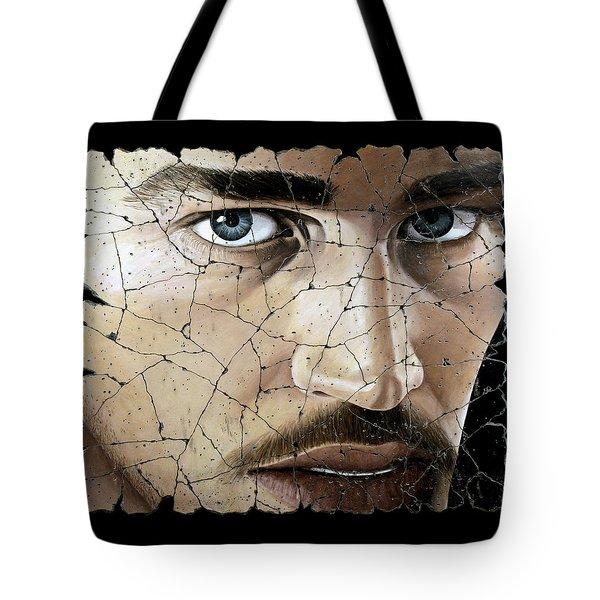 Jacob Tote Bag by Steve Bogdanoff