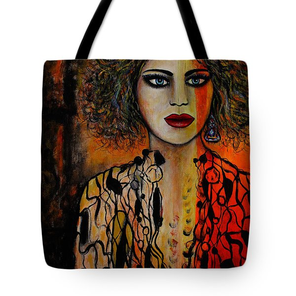 Jacquelyn Tote Bag by Natalie Holland