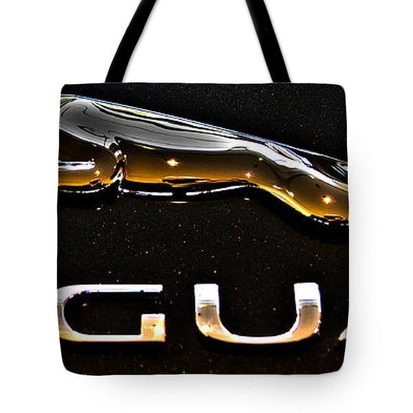 Jaguar Leaper F-type Spoiler Tote Bag