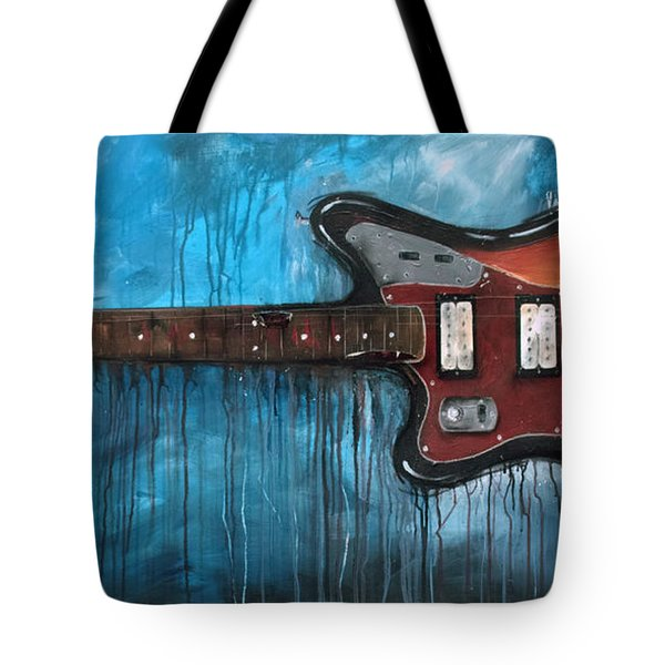 Jaguar Nirvana Tote Bag