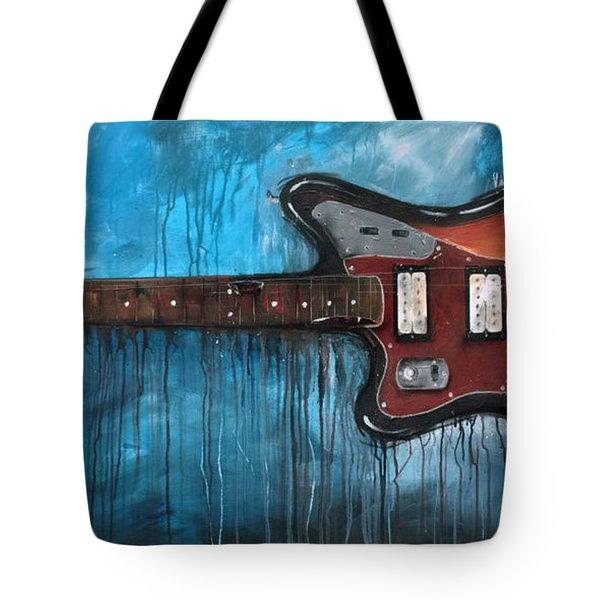 Jaguar Nirvana Tote Bag
