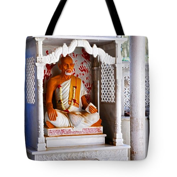 Jain Idol Tote Bag