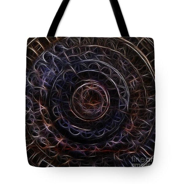 Jain Spiral Tote Bag
