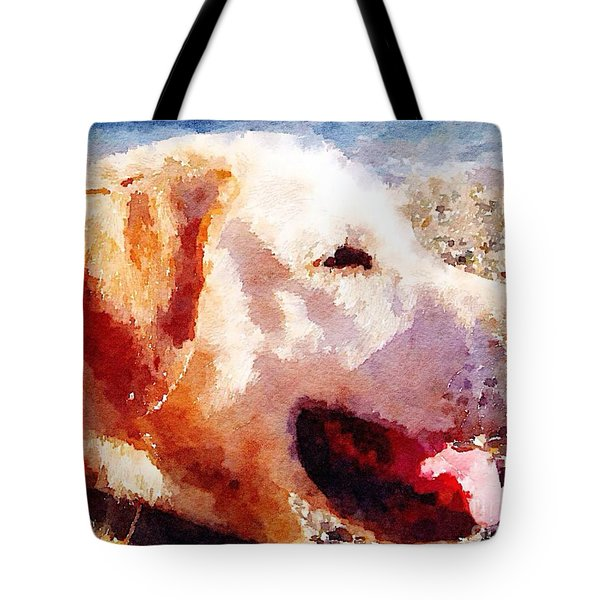 Jake Tote Bag