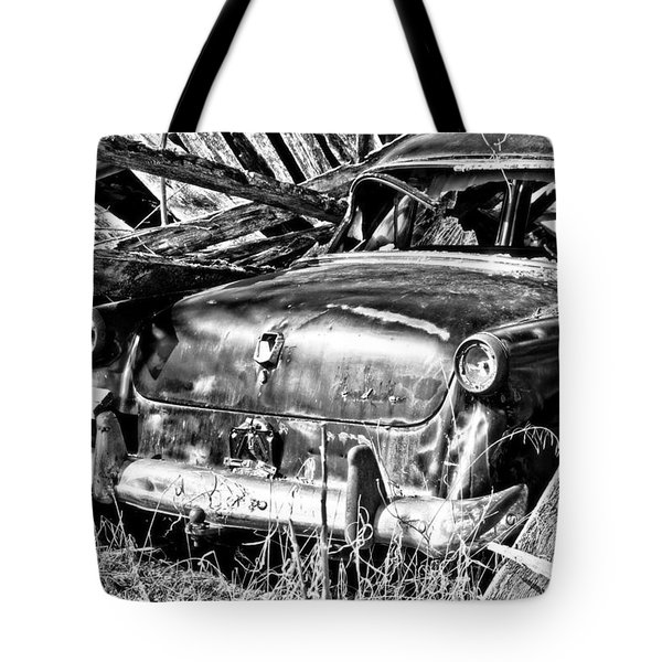 Jalopy For Rent Tote Bag