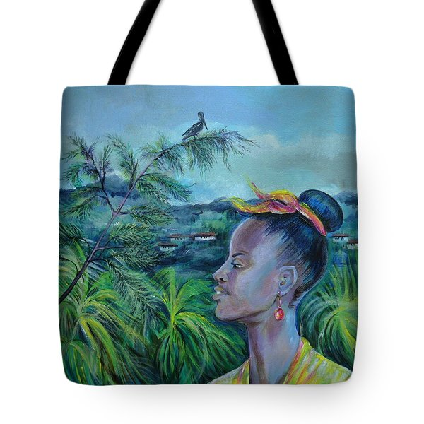 Jamaica. Part Two Tote Bag by Anna  Duyunova