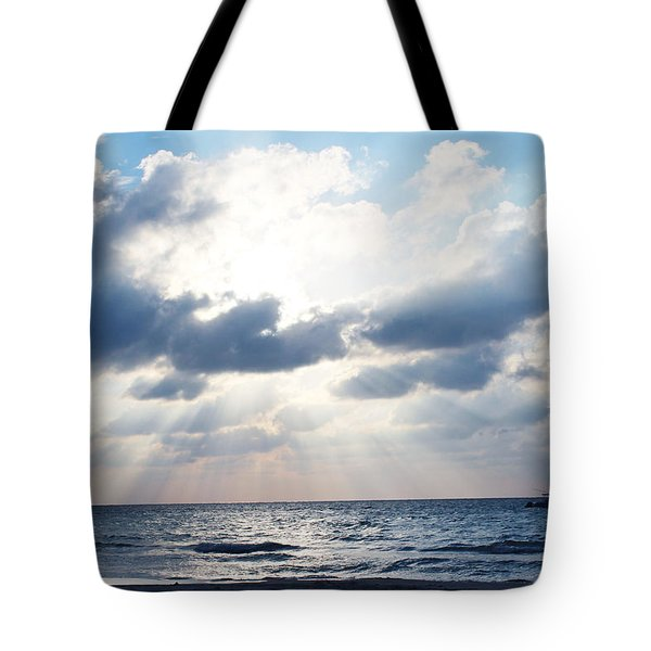 Jamaican Sunset2 Tote Bag