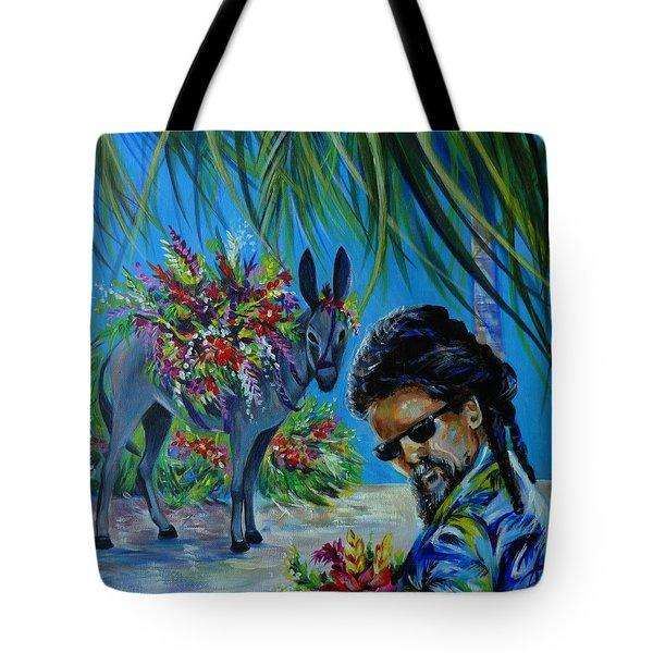 Jamaica.part One Tote Bag by Anna  Duyunova