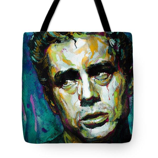 James... Tote Bag