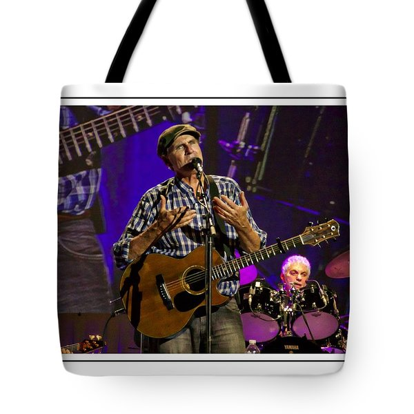 James Taylor Sweet Tote Bag