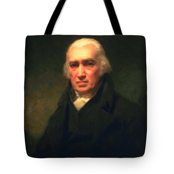 James Watt, 1815 Tote Bag