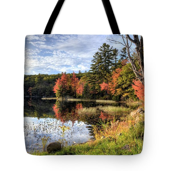 Jamie's Pond Tote Bag