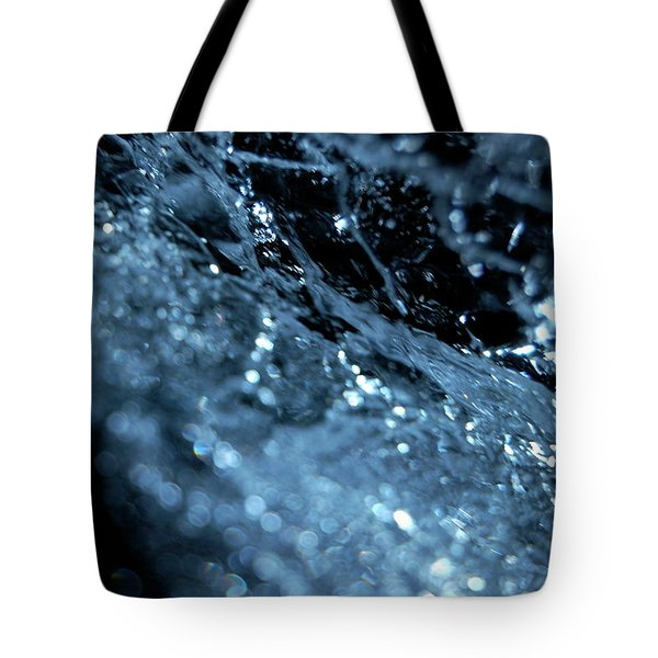 Tote Bag featuring the photograph Jammer Abstract 006 by First Star Art