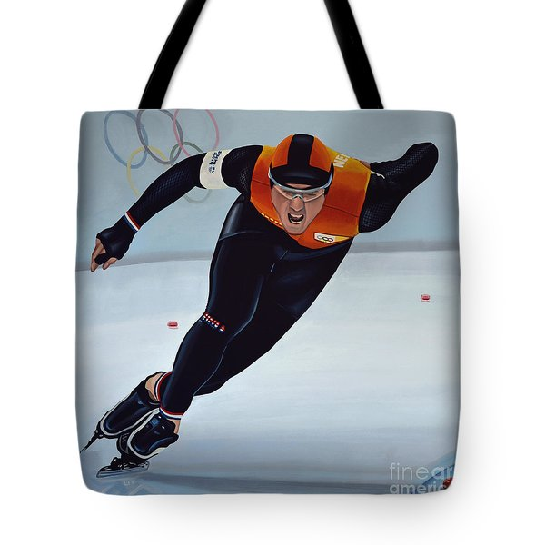 Jan Smeekens Tote Bag by Paul Meijering