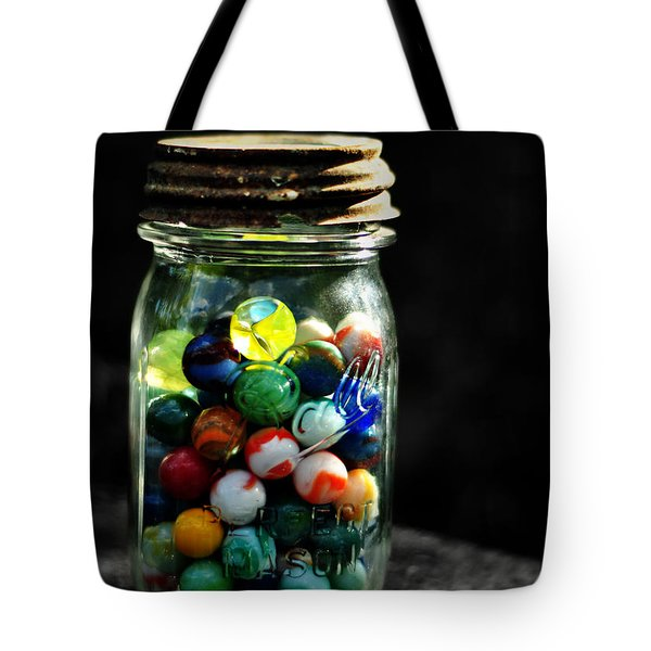 Jar Full Of Sunshine Tote Bag