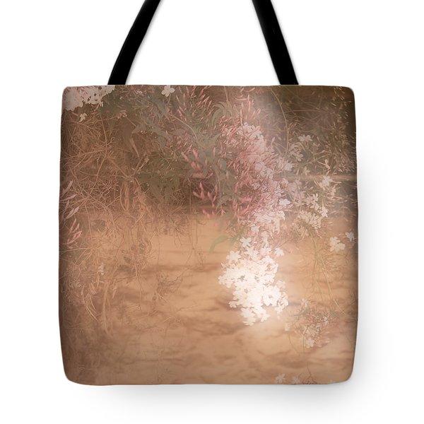 Jasmine Tote Bag by Elaine Teague