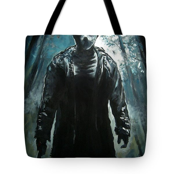 Jason Tote Bag by Tom Carlton