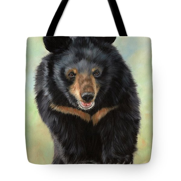 Jasper Moon Bear - In Support Of Animals Asia Tote Bag