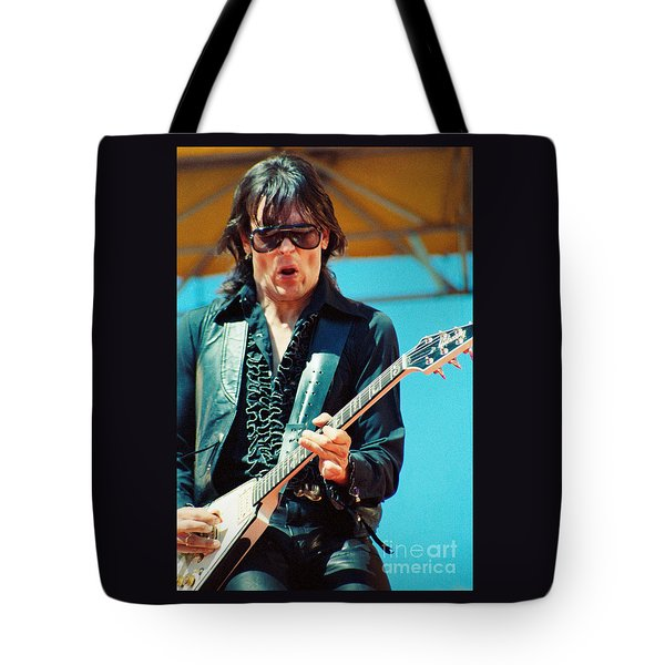 Jay Geils Of The J Geils Band- Day On The Green July 4th 1979 Tote Bag