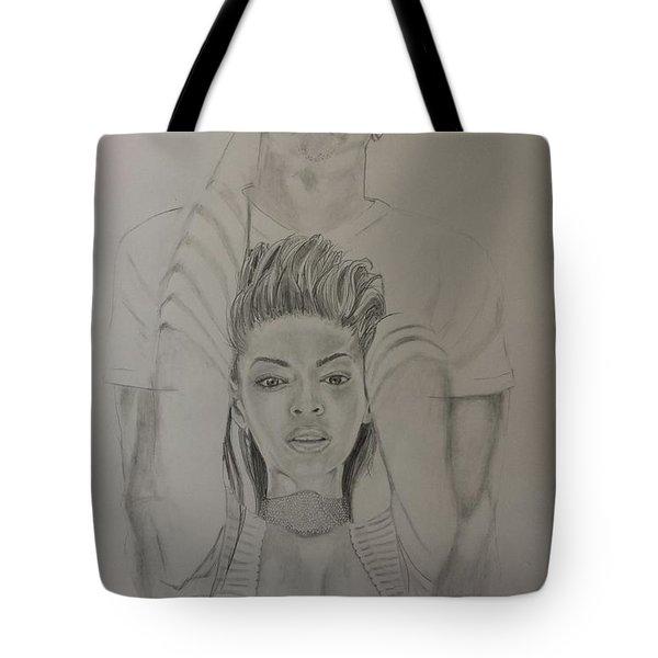 Jaybey Tote Bag by DMo Herr