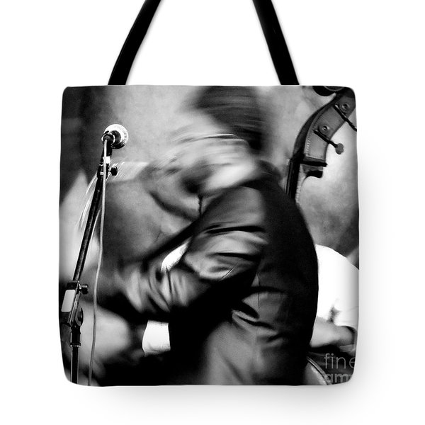 Jazz 7 Tote Bag