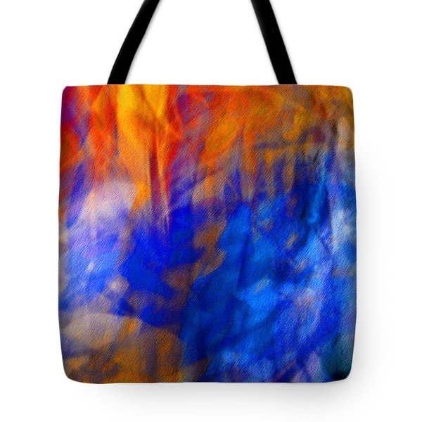 Tote Bag featuring the photograph Jazz#2 by Karo Evans