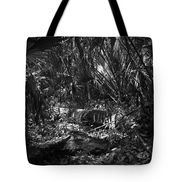 Jb Starkey Number One Tote Bag by Phil Penne