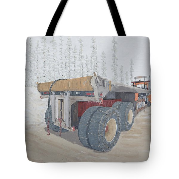 Jeff Watchell's #2 The Business End Tote Bag