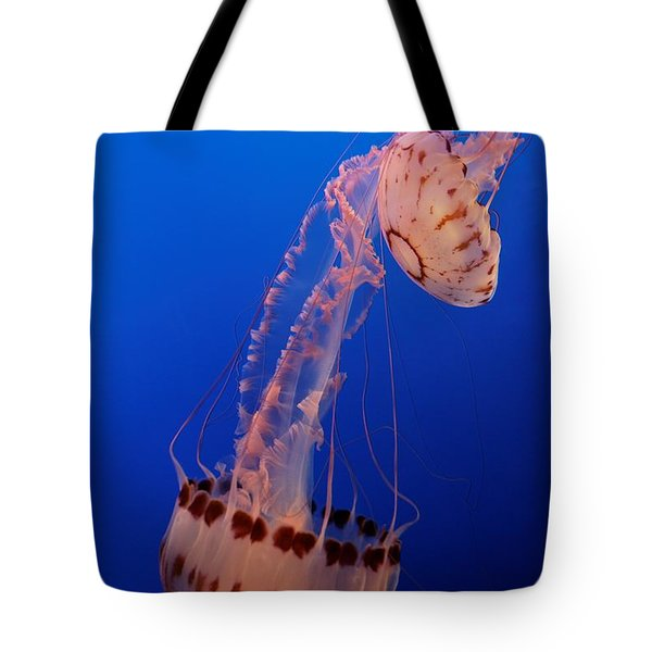 Jelly And Fishy Tote Bag