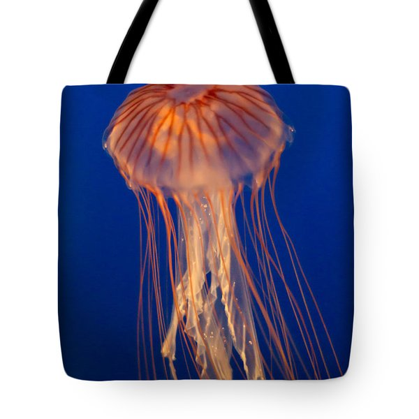 Jelly Fish Tote Bag by Eti Reid