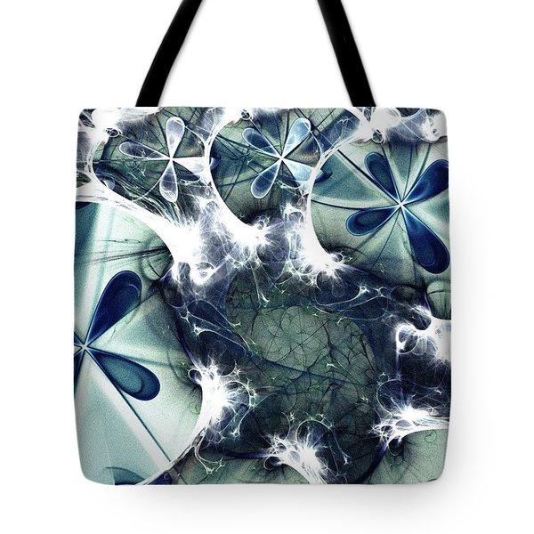 Jellyfish Tote Bag by Anastasiya Malakhova