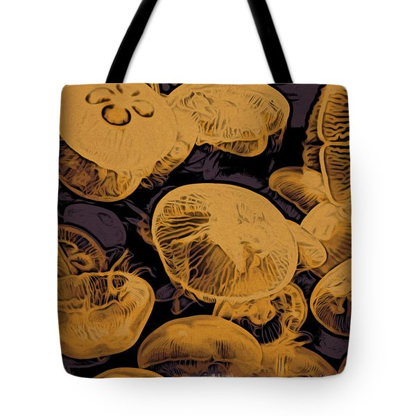 Jellyfish Kingdom Tote Bag