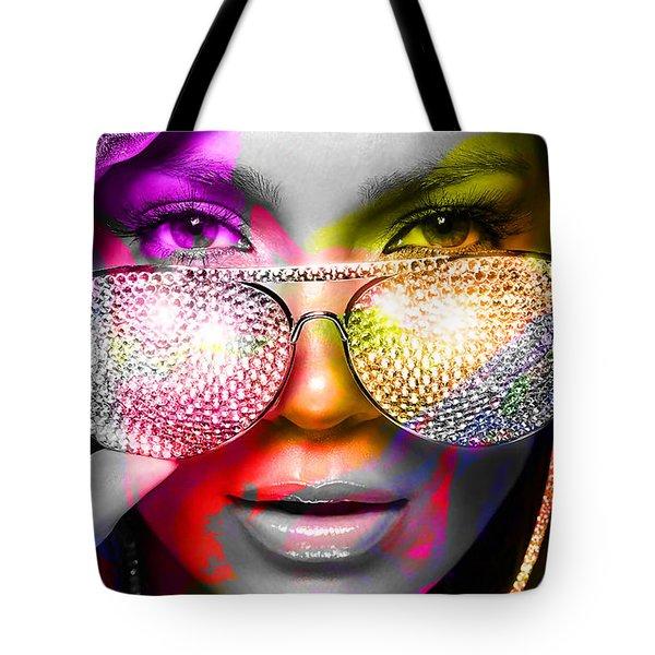 Jennifer Lopez  Tote Bag