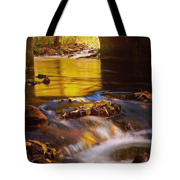 Jenn's Choice Tote Bag by Justin Connor