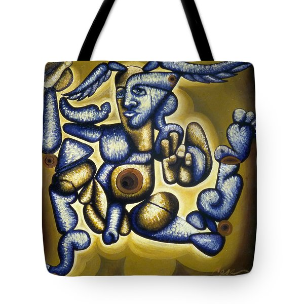Jere Hellios Tote Bag by Feile Case
