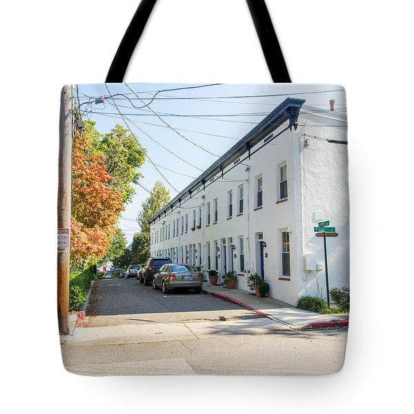 Jeremys Way Tote Bag
