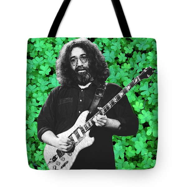 Tote Bag featuring the photograph Jerry Clover 4 by Ben Upham