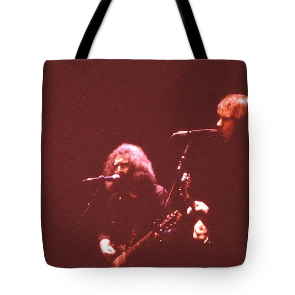 Nothing Left To Do But Smile Tote Bag