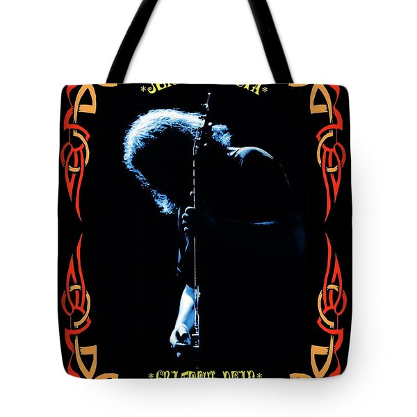 J G Of The G D Tote Bag by Ben Upham