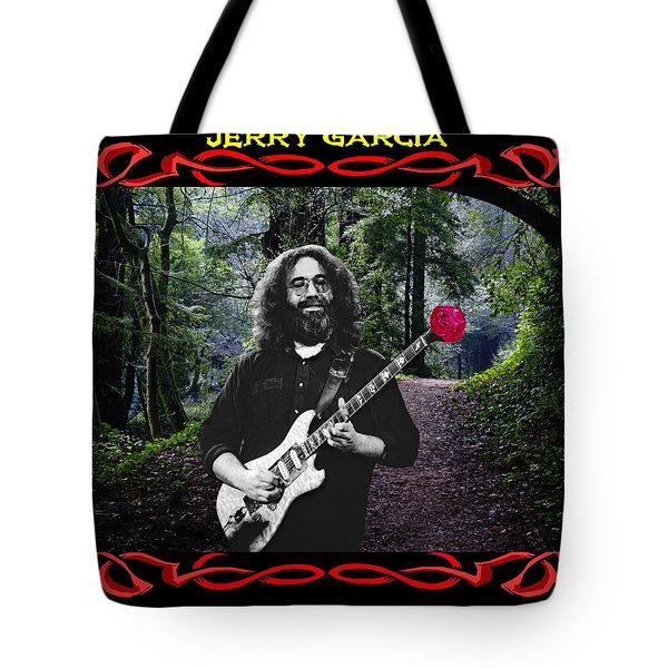 Tote Bag featuring the photograph Jerry Road Rose 3 by Ben Upham