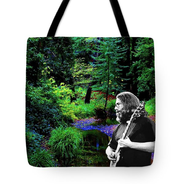 Tote Bag featuring the photograph Jerry's Sunshine Daydream by Ben Upham