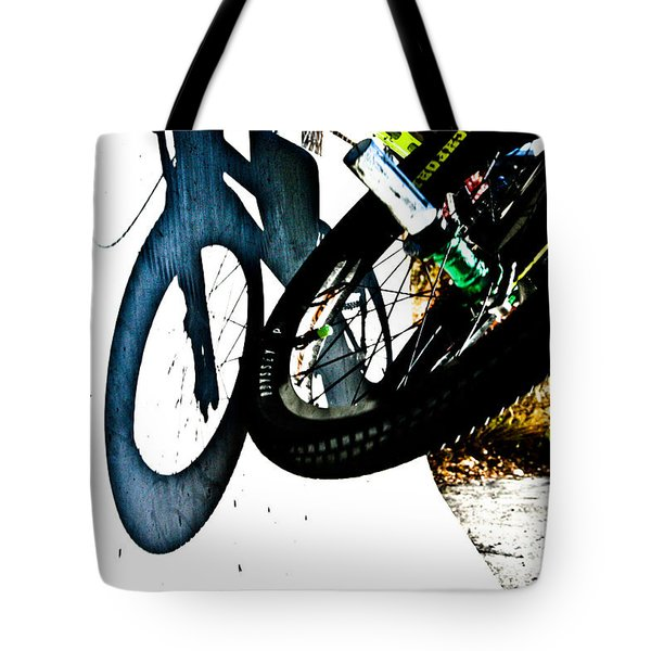 Jersey Barrier Tote Bag