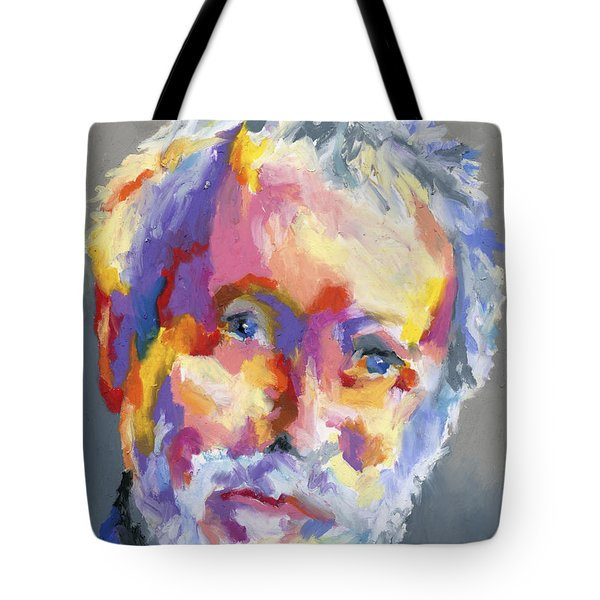 Jesse Winchester Tote Bag by Stephen Anderson