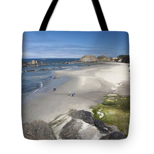 Jessie Honeyman Memorial State Park Tote Bag by Peter French