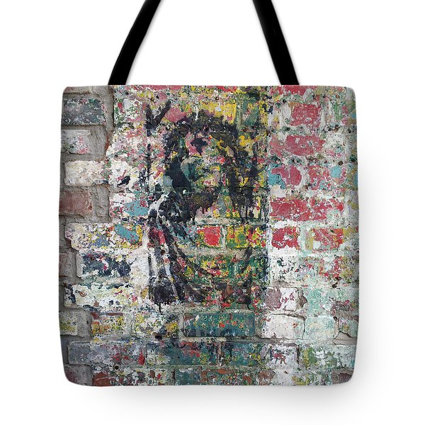 Jesus At Noda Tote Bag by Cheryl McClure