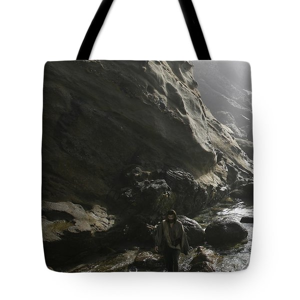 Jesus Christ- For I Know The Plans I Have For You Tote Bag