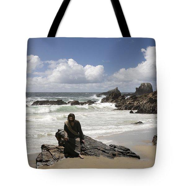 Jesus Christ- Make Time For Me I Miss You Tote Bag